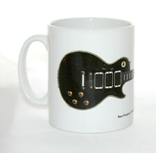 Guitar Mug. Peter Frampton's lost Gibson Les Paul Custom