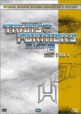 The Transformers: Season 2, Part 1: Vol. 4(DVD 2002) RHINO