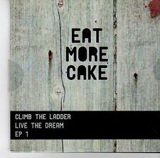 (EQ798) Climb The Ladder, Live The Dream EP 1 + 2 - DJ CDs