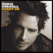 CHRIS CORNELL - CARRY ON CD ~ JAMES BOND : YOU KNOW MY NAME ( AUDIOSLAVE ) *NEW*