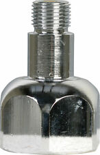 CO2 Adapter für Druckminderer von Einweg M10x1 auf Mehrwegflasche Neu