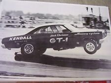 1966 ? MERCURY COMET CYCLONE FUNNY CAR   BIG  12 X 18  PHOTO PICTURE