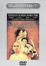 Crouching Tiger, Hidden Dragon (DVD, 2001, The Superbit Collection)