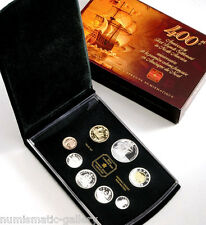 CANADA 2004 PRESTIGE PROOF SET 400TH FIRST FRENCH SETTLEMENT IN NORTH AMERICA