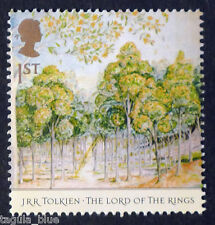 Forest of Lothlorien in Spring - Lord of the Rings - on 2004 stamp - U/M