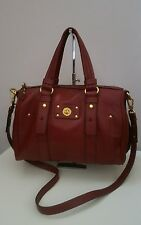 Marc by Marc Jacobs - Turnlock Shifty Handbag Misty Merlot Leather