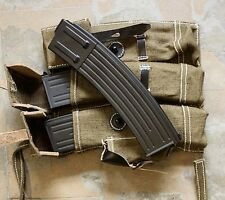 WWII German MP44/STG44 - 30 Rnd. Dummy Magazine - 3 Cell Pouch Pack (3)