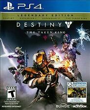 Destiny: The Taken King -- Legendary Edition (Sony PlayStation 4, 2015)