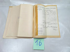 ACTE NOTARIAL-LA COTE ST ANDRE-1964-VENTE-