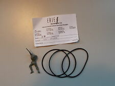 NEW Erie Bearings 430-150B46 O-Ring Seals, Set of 3  *FREE SHIPPING*