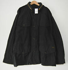 RALPH LAUREN navy blue nylon cotton combat jacket coat Polo 4XL 4XB 4X BIG XXXXL