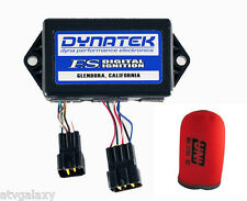 Dynatek CDI Ignition + Uni Air Filter Intake Yamaha Raptor 700 06 07 08 Dyna FS