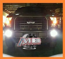 Plug & Play 2015-2016 Ford F150 Putco LED Driving Bumper Fog Lights Left+Right