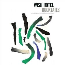 Ducktails - Wish Hotel EP CD 2013 PROMO Domino MINT RARE Cheap!