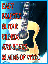 Easy Beginner Acoustic Chords & Songs Guitar Lessons Video Download Lesson