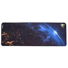 Rantopad H1X Nebula Silky Cloth Extended Gaming Mouse Pad&Keyboard Pad Anti-slip