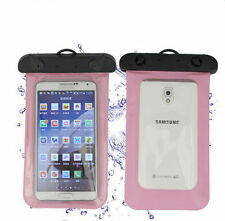 Transparent Clear Waterproof Beach Swim Drift Dry Bag Case Cover For Cell Phone