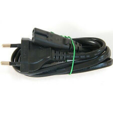 2X0.75mm EU power cord cable Figure 8 C7 to EU European 2pin AC power cable 1M