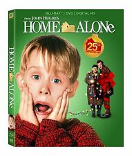 HOME ALONE :25th Anniversary Edition -  Blu Ray - Sealed Region free for UK