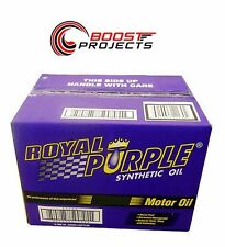 Royal Purple 10W30  High Performance Street Motor Oil Automotive 12-Quarts 31130
