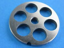 "#8 x 5/8"" COARSE GRIND  hole size meat grinder chopper plate disc for electric"
