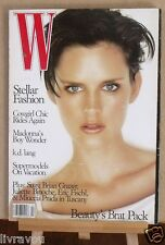 ▬►W 10/1996 Stella Tenant_Juliette Binoche_Mode Fashion Haute Couture