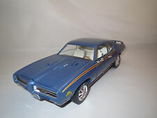 "Ertl/American Muscle  GTO  Ram  Air  ""The Judge""  (blau-met.) 1:18  ohne Vp.!"