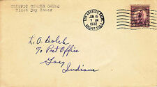 US FDC Sc # 719 Summer Olympic Games -Los Angeles 1932  - US 8148