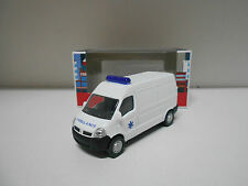 RENAULT MASTER AMBULANCE NOREV 3 INCHES 1/64