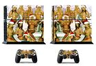 Girls 203 Vinly Skin Sticker for Sony PS4 PlayStation 4 and 2 controller skins