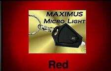 Astronomy Micro Light RED LED Stargazing Preserves Night Vision Photon Emitting