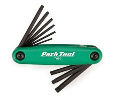 Park Tool TWS-2-Torx Wrench Set-Star Shaped-Bicycle Repair Tool-Green-New