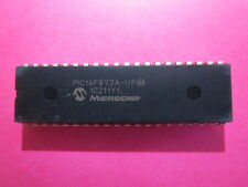 Microchip PIC 16F877A 20mhz NEW MCU 4 PCS MICROCONTROLLER USA seller fast ship
