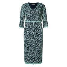 M&S PER UNA Floral Lace Dress Size UK 12/EUR 40 BNWT