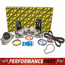 86-89 Acura Integra 1.6L DOHC Engine Rebuild Kit D16A1