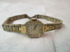 Vintage Caravelle N7 Ladies Wrist Watch parts or repair