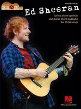 ED SHEERAN Strum Sing Play A TEAM Lego House GUITAR Lyrics Chords MUSIC BOOK