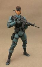 Figma 243 Solid Snake Metal Gear Solid 2 Sons of Liberty Action Figure Toys Doll