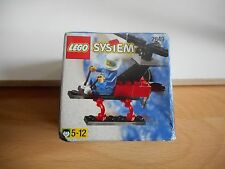Lego System helicopter in Box (lego nr: 2849)