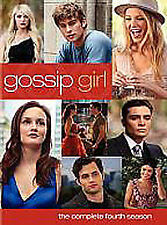 Gossip Girl - Season 5 (DVD + UV Copy) [2012], Very Good Condition DVD, Chace Cr