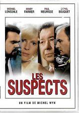 """DVD """"LES SUSPECTS""""  Lonsdale - Farmer - Meurisse - Bouquet  NEUF SOUS BLISTER"""
