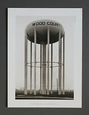 Bernd & Hilla Becher - Wasserturm Water Tower Toledo Ohio 1978 B&W Photo 30x40cm