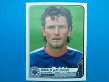 PANINI CHAMPIONS OF EUROPE 1955 - 2005 - N.316 WATERREUS RANGERS