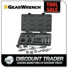GearWrench 17 Piece Large Tap and Die SAE Set - 82808