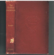 Story of Goethe's Life by George Lewes 1901 Rare Vintage Book! $