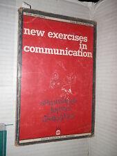 NEW EXERCISES IN COMMUNICATION Luigi Castigliano Luisa Rocca de Vecchi Mondadori