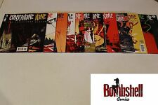 Constantine The Hellblazer 1-13 Complete Comic Lot Run Set 1st Print Collection