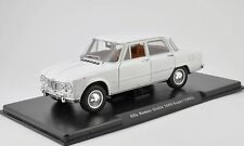 Alfa Romeo  Giulia 1600 Super 1965 - 1:24 scale Deluxe Model