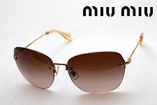 MIU MIU -  sunglasses - SMU52N 7OE - 1Z1 - ladies eyewear  AVIATOR - prada