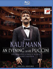 An Evening with Puccini [Blu-ray], New DVDs